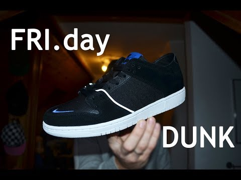 wholesale dealer 38185 51771 Nike Sb Dunk Low FRI.day SOULLAND Review ! Mental Slaves / Deutsch