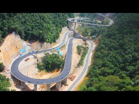 Kelok 9, The most beautiful roads in Indonesia