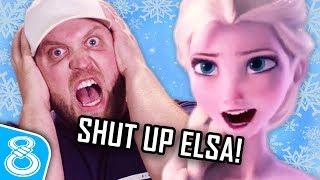 Everybody Hates DISNEY'S FROZEN - Stop Singing!!! - BossLevel8