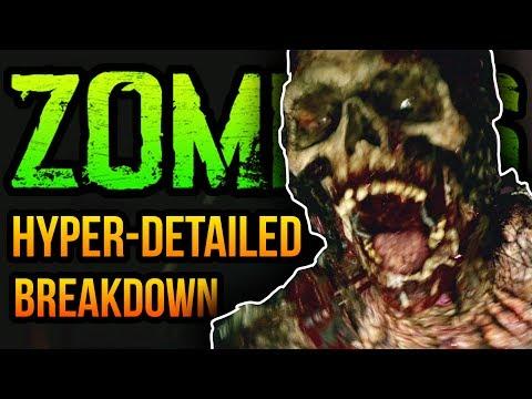 HYPER DETAILED WW2 ZOMBIES TRAILER BREAKDOWN, EAGLE TROPHIES FOUND! ULTIMATE IN-DEPTH LOOK!!