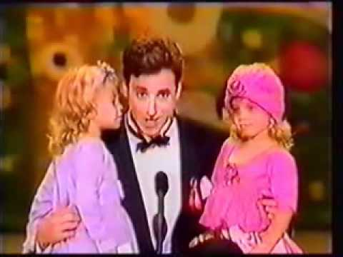 Olsen Twins & Bob Saget Emmy's Guest Presenter