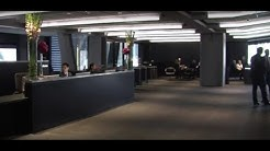 Behind the scenes at Aon Cheesegrater offices