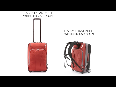 231e31a33 Quick Guide to eBags TLS 22 Wheeled Carry-On - YouTube