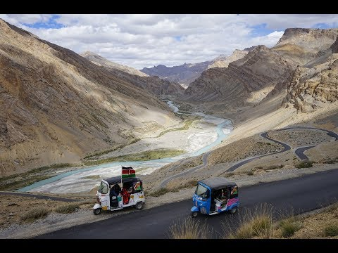 Rickshaw Run Himalaya - now with shiny danger knobs on