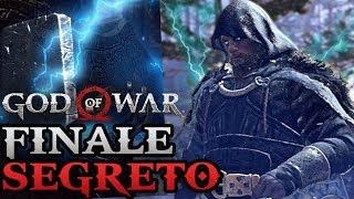KRATOS INCONTRA THOR!!! - GOD OF WAR FINALE SEGRETO + SPIEGAZIONI FINALE