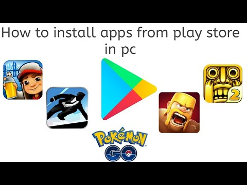 How To Download Android Apps From Play Store In PC Or Laptop