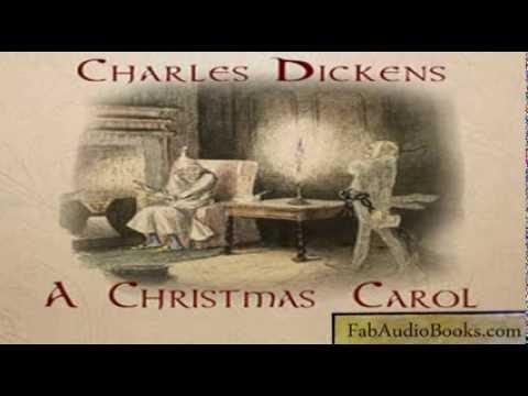 A CHRISTMAS CAROL - A Christmas Carol by Charles Dickens - Unabridged Audiobook - FabAudioBooks