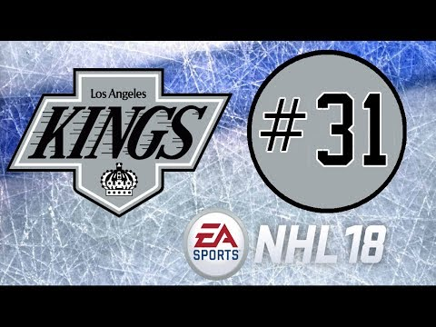 NHL 18 ~ Los Angeles Kings Franchise Mode ~ #31 (Off-Topic)