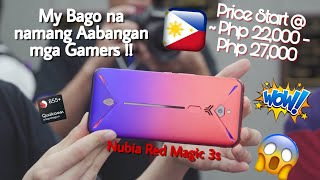Red Magic 3s | Specification • Price • Features | Philippines