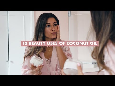 The advantages of Coconut Oil