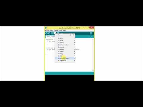 Télécharger Installer et Utiliser le logiciel Arduino