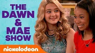 The Dawn & Mae Show  👯 Ep. 1 | Nicky, Ricky, Dicky & Dawn | Nick