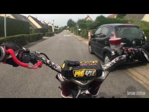 Yamaha Dt 86TopAlu