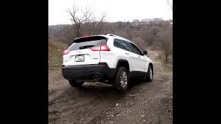 Jeep Cherokee test drive