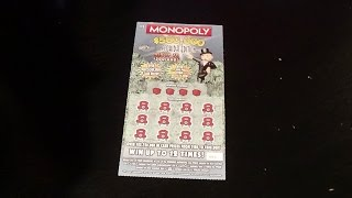 $5 MONOPOLY (BostonScratcher inAZ (Replay #4)) FL Lottery Scratch Ticket thumbnail