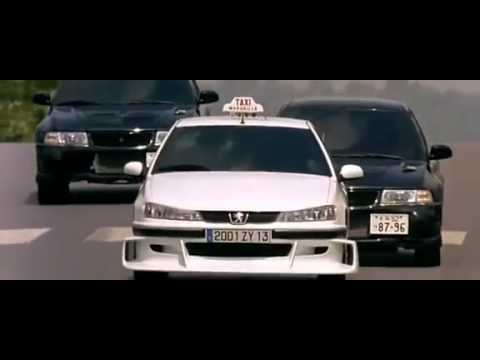 Taxi 2 2000 Partie 8 Youtube Taxi 2