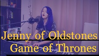 Baixar Florence + the Machine — Jenny of Oldstones - Game Of Thrones (cover by Lu C + sheet music)