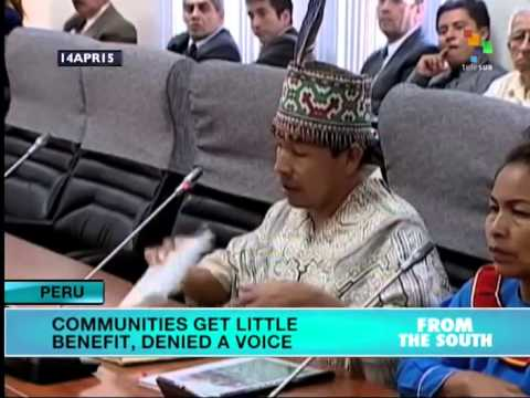 Peru: Bill to Provide Land to Mining Companies Opposed