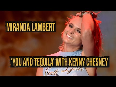 Miranda Lambert Sings 'You and Tequila' With Kenny Chesney in Chicago