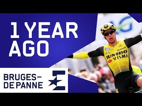 Dylan Groenewegen Win At Brugges-De Panne   1 Year Ago   Cycling   Eurosport