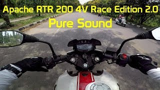 Pure Sound Apache RTR 200 4V RACE EDITION 2.0