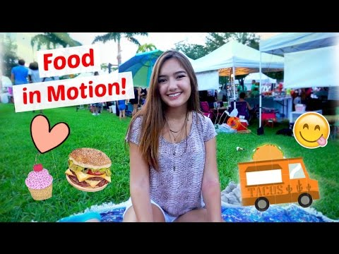 Evento de Food Trucks em Fort Lauderdale!