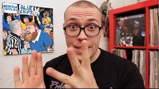 Action Bronson & Party Supplies - Blue Chips 2 MIXTAPE REVIEW