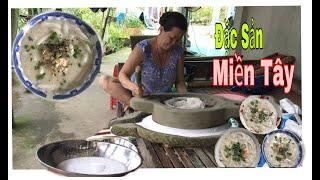 Đặc Sản MIỀM TÂY Bánh Canh Nước Cốt Dừa/Vào bếp cùng Mẹ yêu.