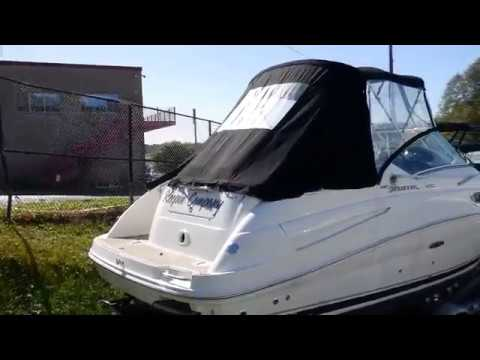 2007 Sea Ray 240 Sundancer Boat For Sale At MarineMax Huntington, NY
