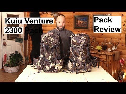 Kuiu Venture 2300 Pack Review