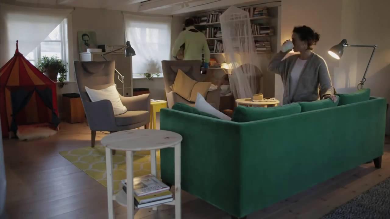 ikea wohnzimmer neu gestaltet 24 stunden bei familie