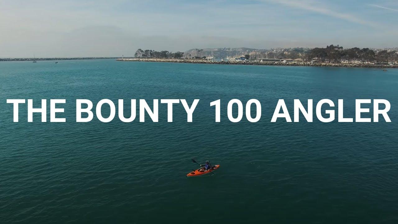 The Pelican Bounty 100 Angler Youtube
