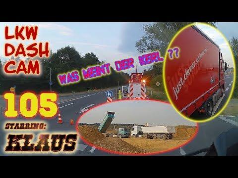 LKW DASHCAM K [105] ► Fake LKW – Klaus schleppt ab ► Let's Drive LKW mit KLAUS