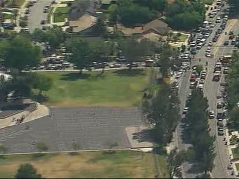 Shots Fired at San Bernardino Elementary School