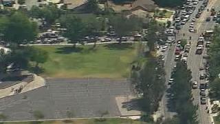 Shots Fired at San Bernardino Elementary School