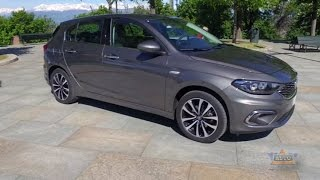 2016 Fiat Tipo Review