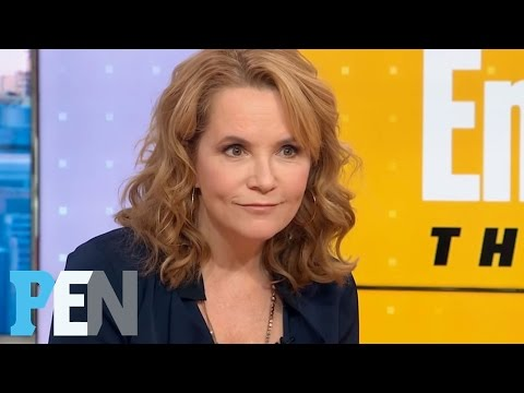 Lea Thompson On Back To The Future, Infamous Howard The Duck Love Scene | PEN | People