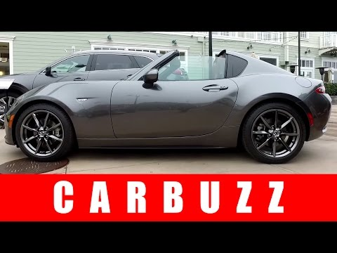2016 Mazda Cx5 Interior - 2017 Mazda MX-5 Miata RF UNBOXING Review - No One Saw This Beautiful Thing Coming