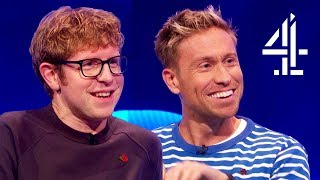 Russell Howard Wants Josh Widdecombe to Become a Porn Star? | The Last Leg