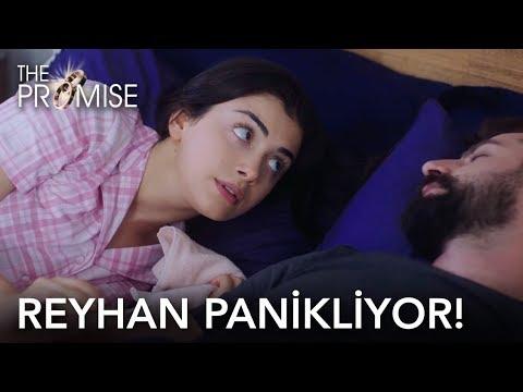 Aynı yatakta uyanınca Reyhan panikledi | Yemin 78. Bölüm