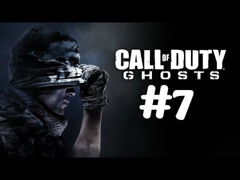 """Call of Duty: Ghosts"" Veteran walkthrough [60FPS], Mission 7 - Federation Day"