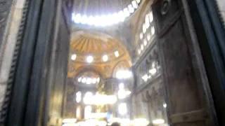 Собор Святой Софии в Константинополе (Стамбуле) (21.07.2011)(Вход во внутрь Храма., 2011-07-24T19:32:49.000Z)