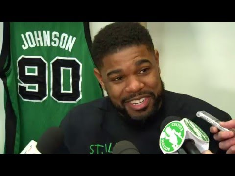 Amir Johnson - January 20, 2016
