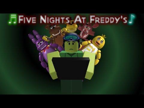 """STAY CALM"" Five Nights At Freddy&39;s - Roblox   By FUDZ"