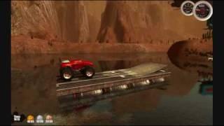 HD4770 Gameplays - Monster Truck Nitro!