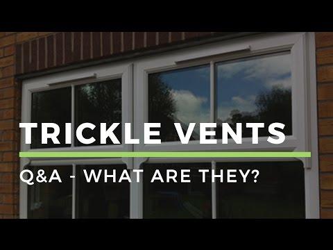 DWL - Q&A - Trickle vents