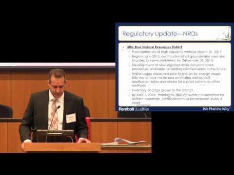 Water Law Update - David J. Bargen