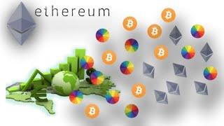 Что такое криптовалюта Эфириум ( Ethereum )