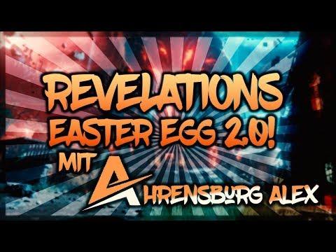 REVELATIONS EASTER EGG mit AhrensburgAlex - Road to 20k