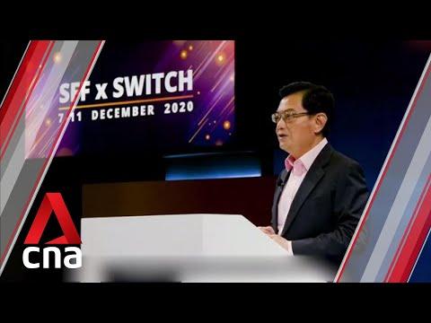 Singapore FinTech Festival: Day One focuses on digital transformation amid COVID-19
